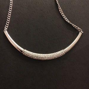 Touchstone statement necklace